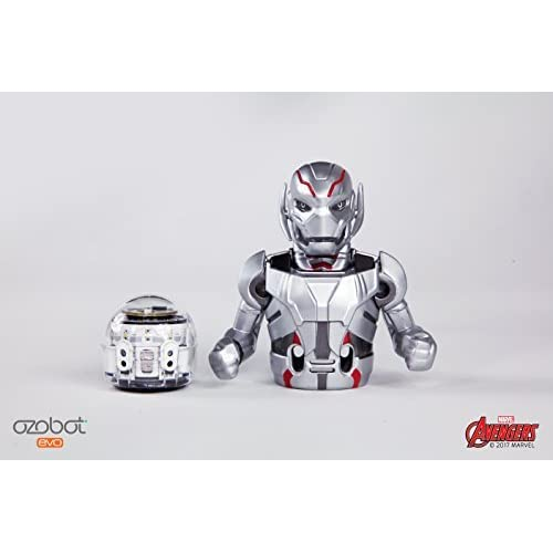 free shipping Ozobot Limited Edition Ultron Action Skin, For Evo