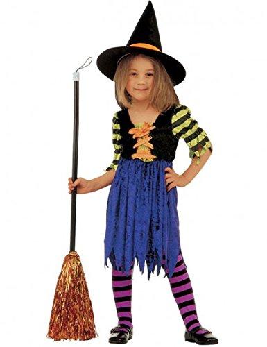 Déguisement Sorcière Halloween Enfant--3 À 4 Ans (Les Sorcieres Halloween 4)