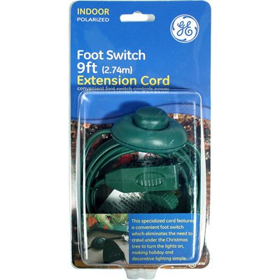 Foot Switch 9 Feet Extension Cord