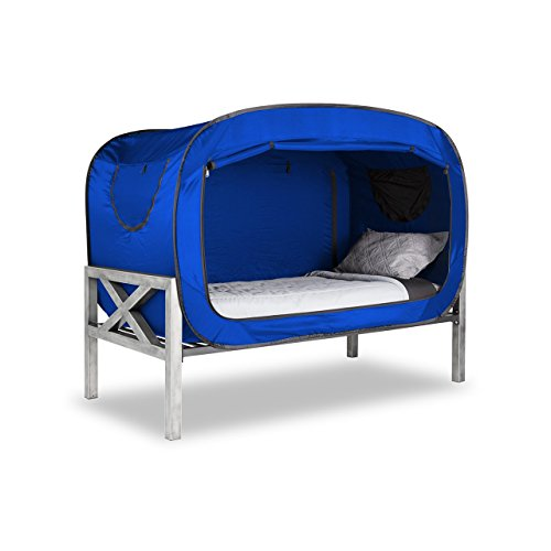 Privacy Pop Bed Tent Twin Blue Buy Online In Uae