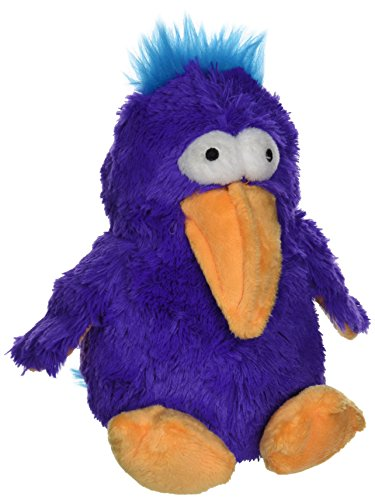 KONG DoDo Birds Dog Toy, Medium, Purple