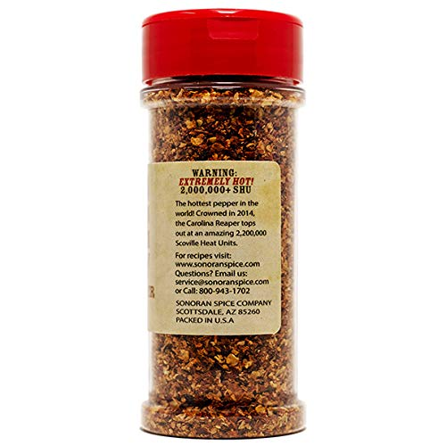Carolina Reaper Flakes (1 Oz) by Sonoran Spice (Image #2)