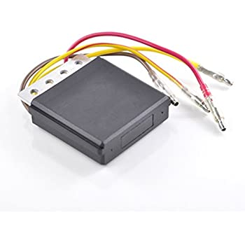 voltage regulator rectifier for polaris sportsman 500 worker 500 scramber  500 magnum 500 1997 1998 1999 2000 2001 2002 2003 oem repl # 2203636 4060173