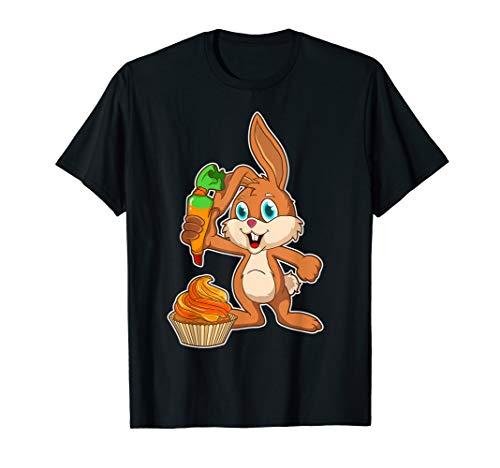 Cake Decorating Rabbit T-Shirt