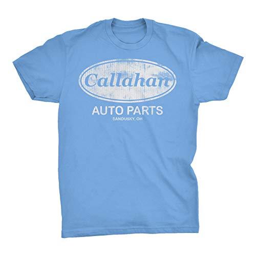 Callahan Auto Parts - Tommy Boy Distressed Vintage Style T-Shirt - Carolina-3X