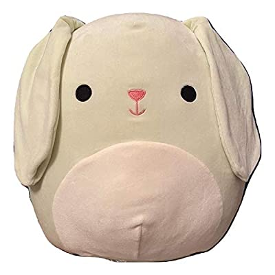 Squishmallow Kellytoy 16 Inch Isabella The Mint Green Bunny- Super Soft Plush Toy Animal Pillow Pal Pillow Buddy Stuffed Animal Birthday Gift Holiday: Toys & Games