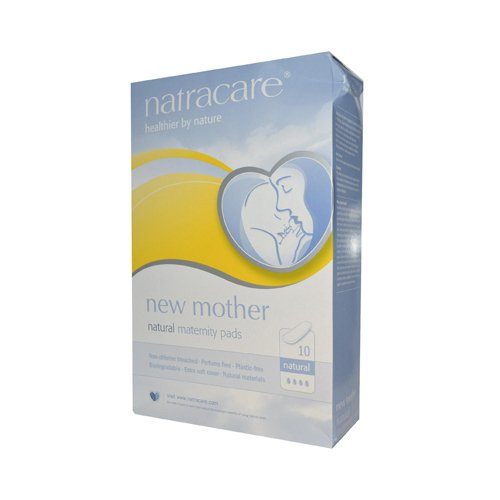 Natracare, Maternity Pads 10 Ct Ea 1