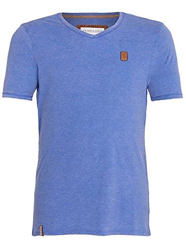 naketano-mens-t-shirt-schimpanski-ii-l-heritage-lecker-blau-melange