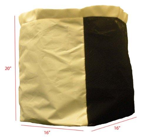 Humboldt Dixon Long replacement grass bag. Bag ONLY - Price is per single bag