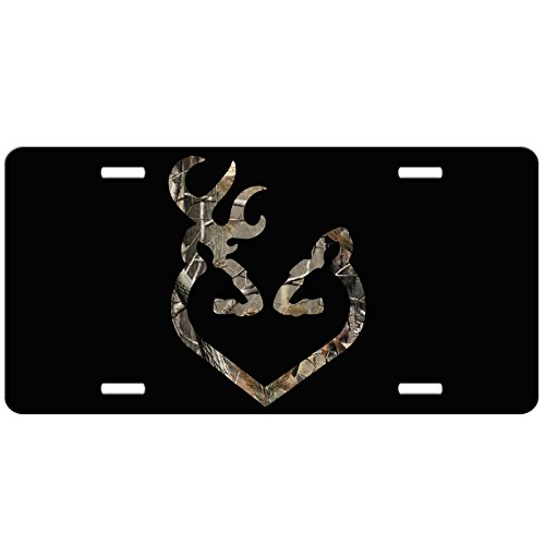 custom license plate browning - 6