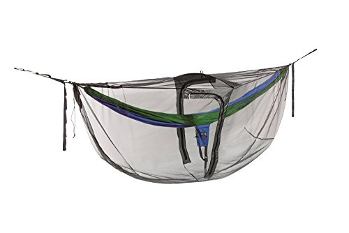 ENO Eagles Nest Outfitters - Guardian DX Bug Net for Hammocks, (Outfitter Single Nest Hammock)