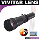 Vivitar 650-1300mm f/8-16 SERIES 1 Telephoto Zoom Lens For The Olympus Evolt E-30, E-300, E-330, E-410, E-420, E-450, E-500, E-510, E-520, E-620, E-1, E-3 Digital SLR Cameras