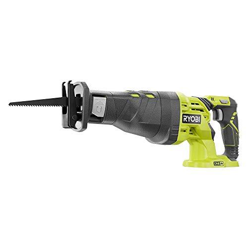 RYOBI ONE+ 18 Volt Cordless Reciprocating Saw Power Tool (Renewed)