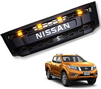 Fit Nissan Nismo Front Grill Metal Chrome Badge Emblem Decal 16 Frontier NP300