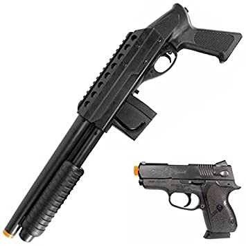 amazon com smith wesson m3000 pistol grip shotgun kit with