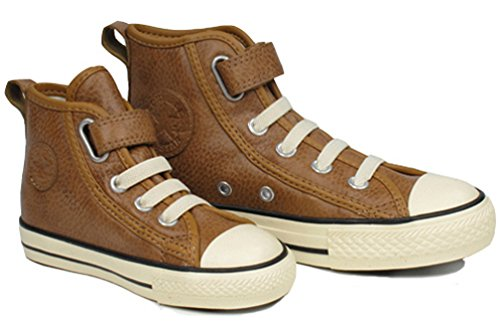Kid's :  converse chuck taylor chaussures hi leather 617695 slip