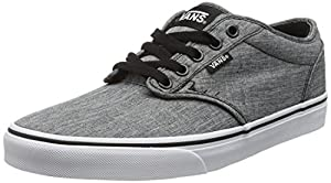 Vans Atwood Men US 10.5 Gray Skate Shoe