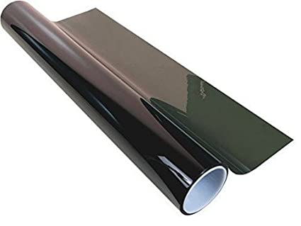 window tinting amarillo elite 24quot 100 ft roll 20 window tint ply professional dark charcoal amazoncom 24