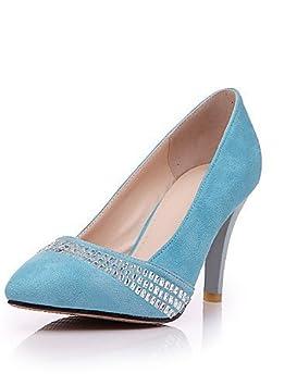 AIU de zapatos de mujer stiletto talón tacones/punta Toe/punta cerrada tacones oficina