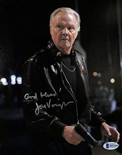 Jon Voight Ray Donovan Authentic Signed 8x10 Photo Autographed BAS #H62344