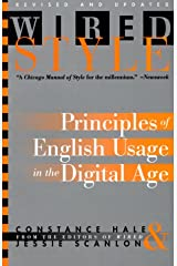 Wired Style: Principles of English Usage in the Digital Age Paperback