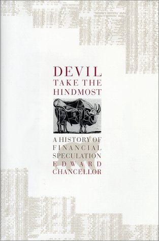 Pdf Money Devil Take the Hindmost: A History of Financial Speculation