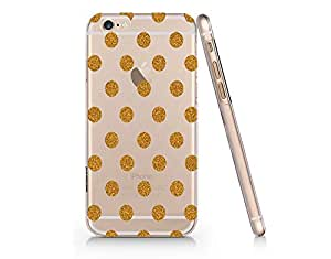 Glitters Pattern Slim Iphone 6 6S Case, Clear Iphone 6 6S Hard Cover Case For Apple Iphone 6/6S -Emerishop