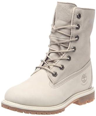Timberland - Stivali Donna , Bianco (bianco), 36
