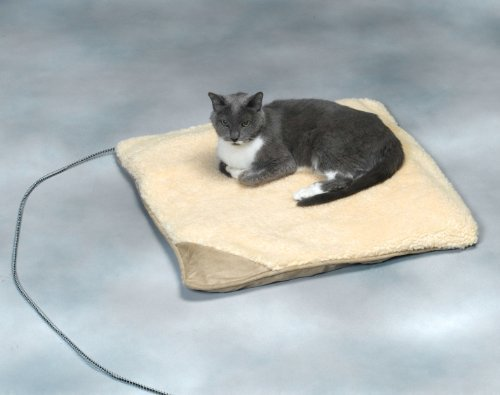 Allied Precision Heated Pet Bed - Allied Precision ALLIEDPR12PBS Small Heated Pet Bed by Allied Precision Industries