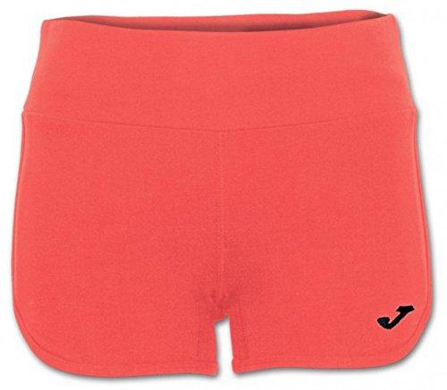 Joma Stela - Pantalones cortos para mujer naranja