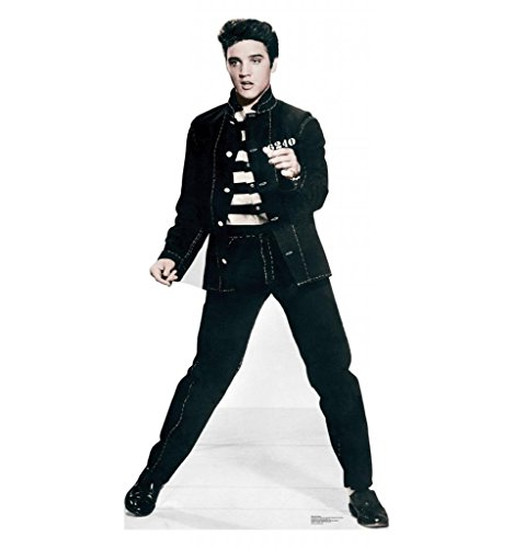 Elvis Home Decor - Elvis Presley - Advanced Graphics Life Size Cardboard Standup