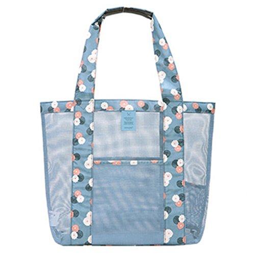 mesh tote bag by Blue Cinnamon