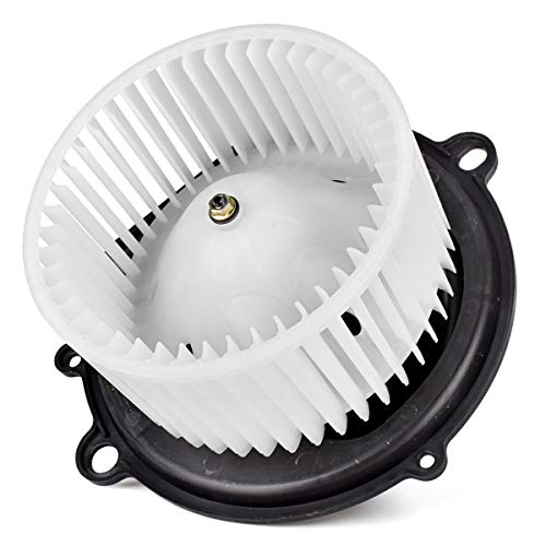 FAERSI HVAC Plastic Heater Blower Motor with Fan ABS Cage fit for 1996-2007 Ford Taurus/1996-2005 Mercury Sable OE#1F1Z19805AA E8DZ19834A Blower Assembly