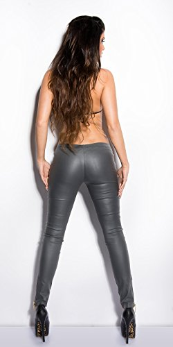 In-Stylefashion - Pantalón - para mujer gris