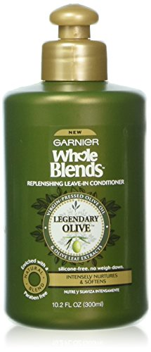 Garnier Whole Blends Replenishing Leave-in Conditioner with