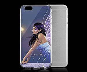 Light weight with strong PC plastic case for iphone 5c Art Fantasy & Dragons Twilight Shimmer WANGJING JINDA