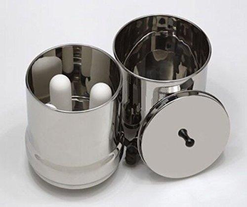 Travel Berkey Water Filter System w/ 2 White Ceramic Super Sterasyl Filters Bundled w/ 1-set of Fluoride Filters (PF4)- BK4X2-CF- Best Berkey Combo for Great Tasting Water by Berkey (Image #5)