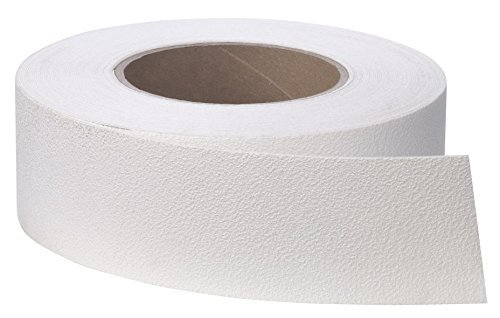 3M 7744 Safety Walk White Anti-Slip Tape, 2'' Width 59503 60' feet