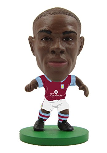 Soccerstarz - Aston Villa Micah Richards Home Kit (2016 Version) /figures
