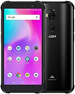 AGM X3 Android 8.1 Smartphone Octa Core 8GB+64GB 5,9inch Face ID ...