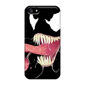 Cases Covers Venom Dark/ Fashionable Cases For Iphone 5/5s