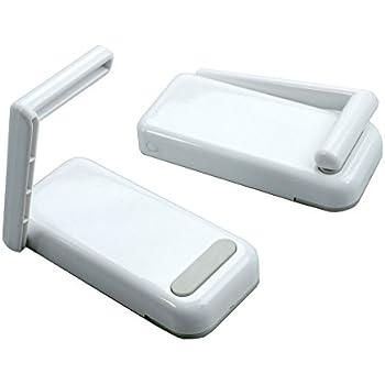jbs magnetic paper towel holder table napkin roll holder mounts securely on. Black Bedroom Furniture Sets. Home Design Ideas