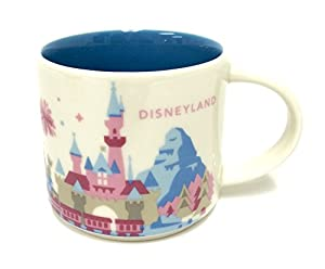 Amazon Com Starbucks Disneyland You Are Here Edition