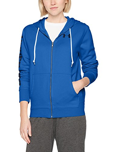 Navy Fz Donna Under Felpa Armour Favorite Blue Blu lapis midnight Hoodie 984 qnnBpF
