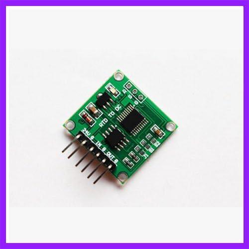 SYEX 5pcs//lot Heat Resistance Transfer Voltage PT100 To 0-5V Linear Transformation PT100 Temperature Transmitter Module