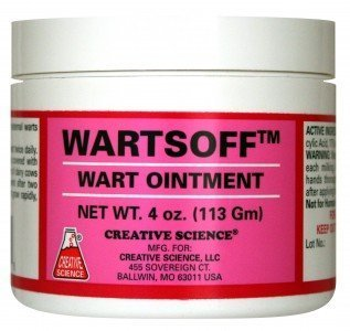Warts Off 4oz by CEVA Animal Health