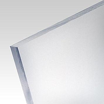 3mm Acrylglas Platte 100x70 cm satiniert Milchglas