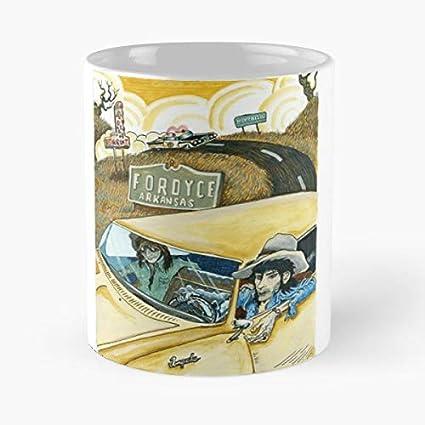 Wes Freed Rolling Stones Keith Richards Ron Wood - Coffee Mug ...