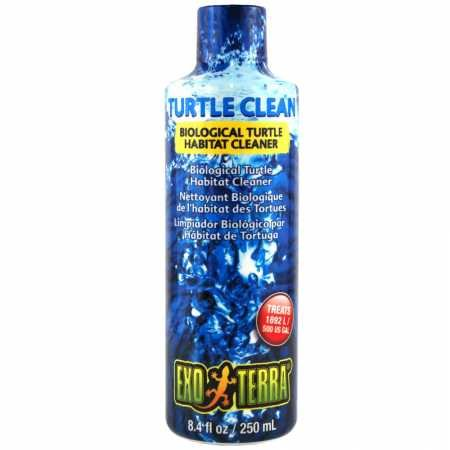 - Exo Terra Turtle Habitat Cleaner (8.4 oz)