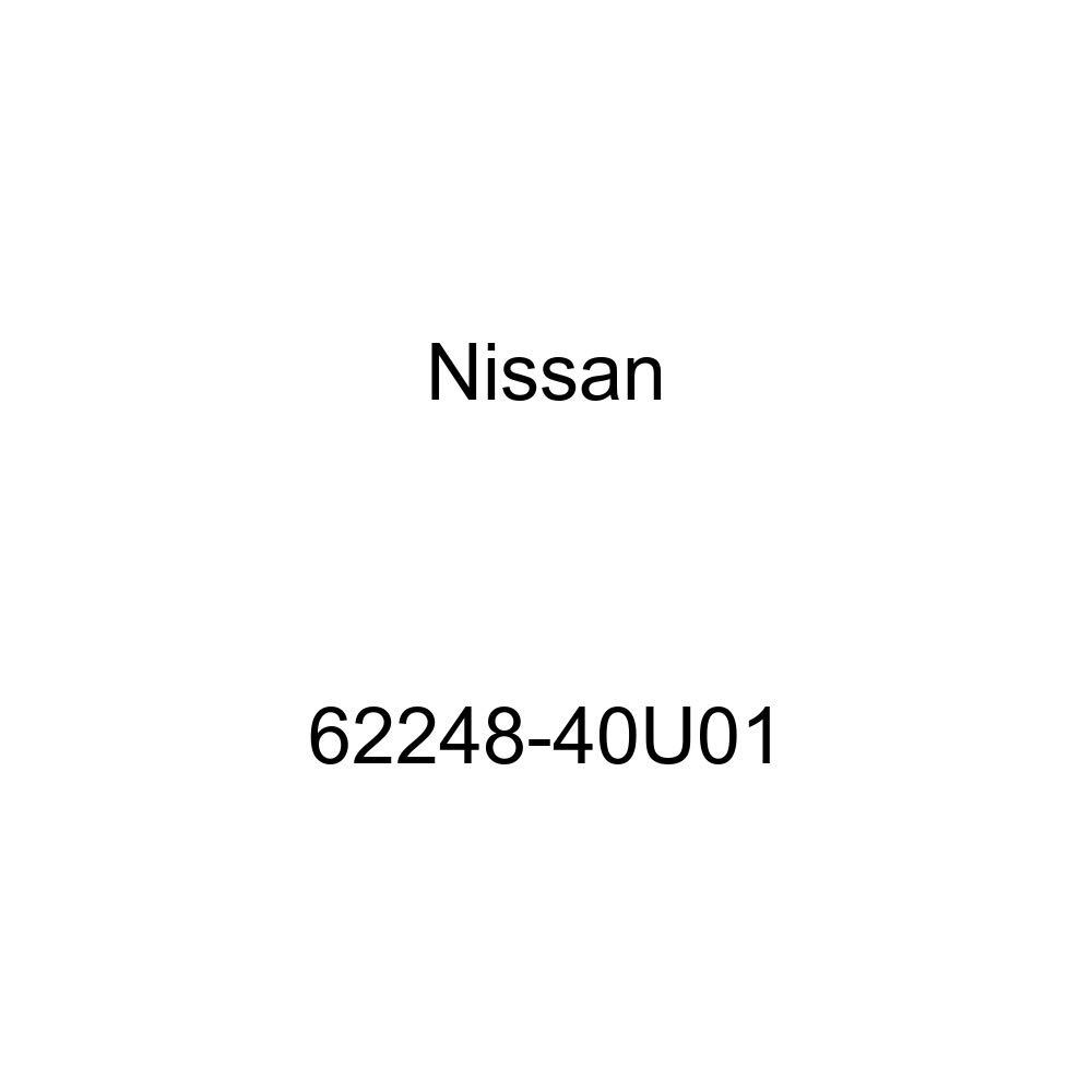 Genuine Nissan Parts 62248-40U01 Front Bumper Retainer Cover
